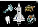 Grab It Space Shuttle Thumbnail